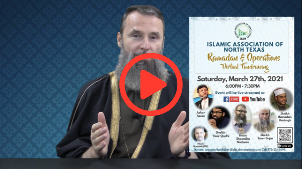 Video: Special Message from Imam Shpendim Nadzaku