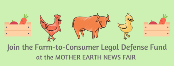 FTCLDF at Mother Earth News Fair