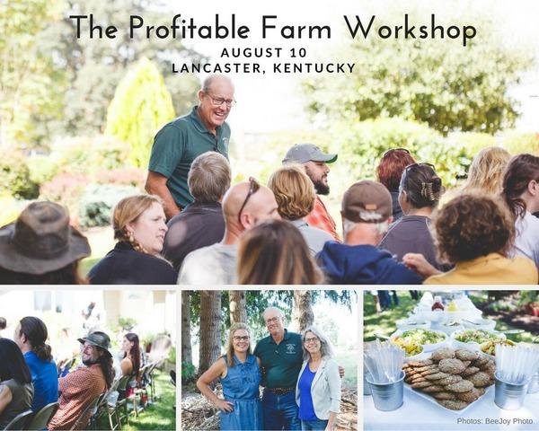 Profitable Farm Workshop collage