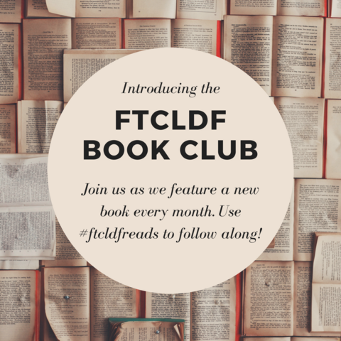 FTCLDF Book Club Logo