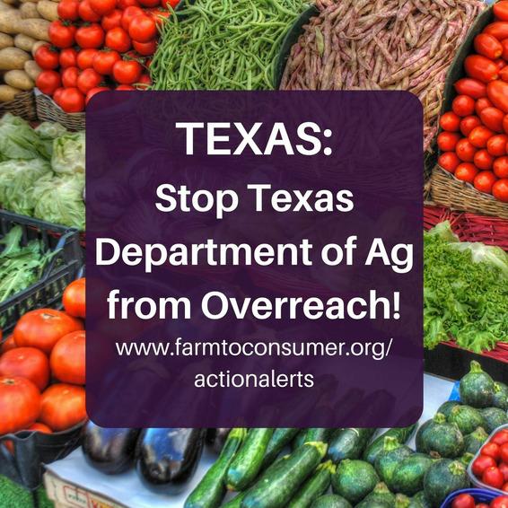 Texas produce