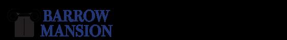Barrow Mansion Logotype