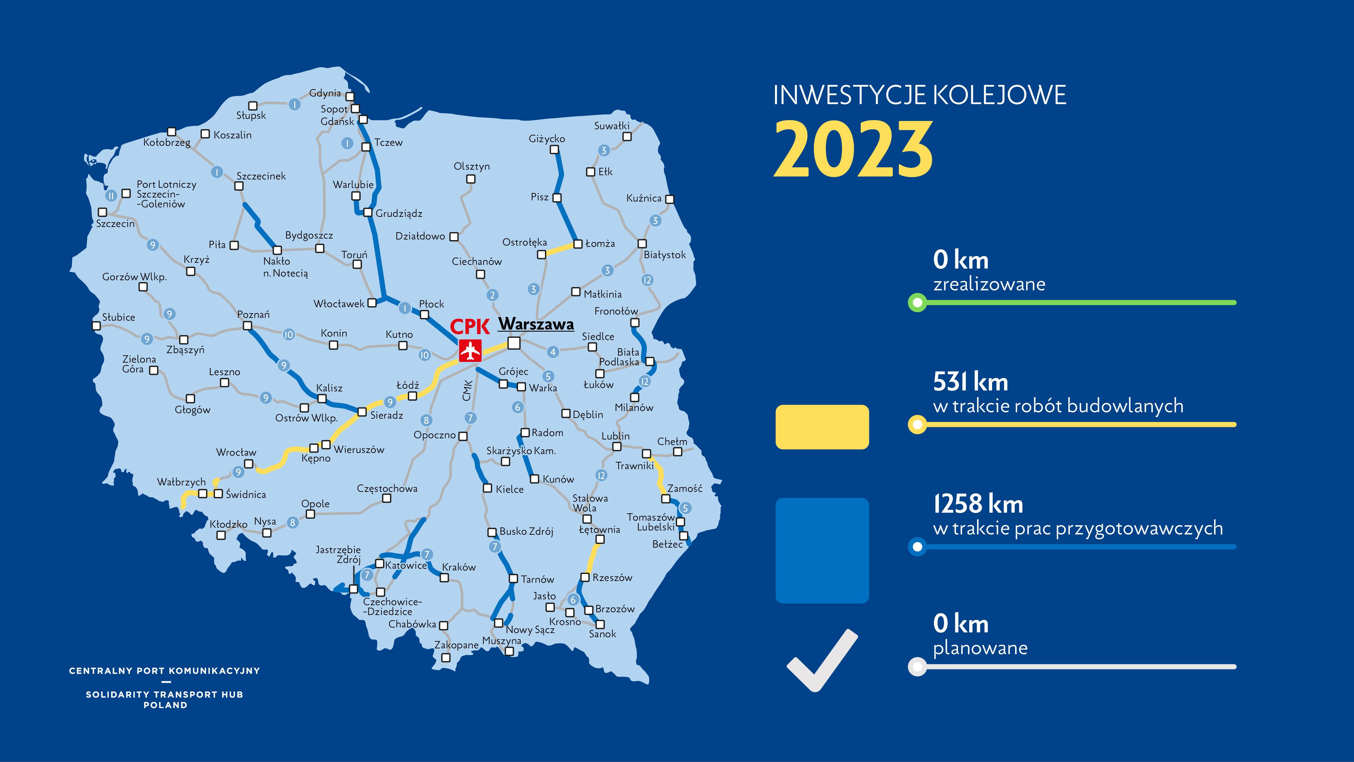 642bf1d4 546b 4adf 89ad 3105c5086cda Nowa linia kolejowa przez Zamość