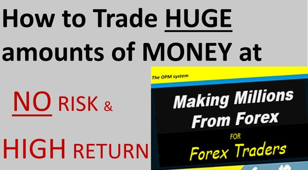 How to never lose in forex
