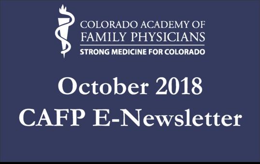 CAFP E-Newsletter